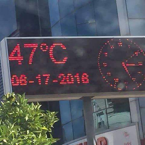WTF Antalya, it's JUNE!