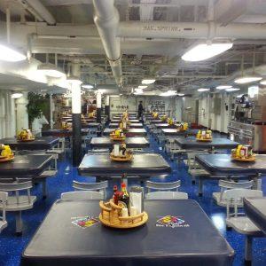 CVN-77-Aircraft-Carrier-Reception-in-Antalya-Bay-23