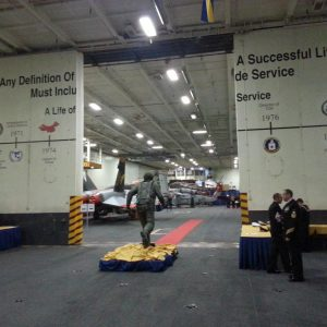 CVN-77-Aircraft-Carrier-Reception-in-Antalya-Bay-31