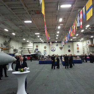 CVN-77-Aircraft-Carrier-Reception-in-Antalya-Bay-32