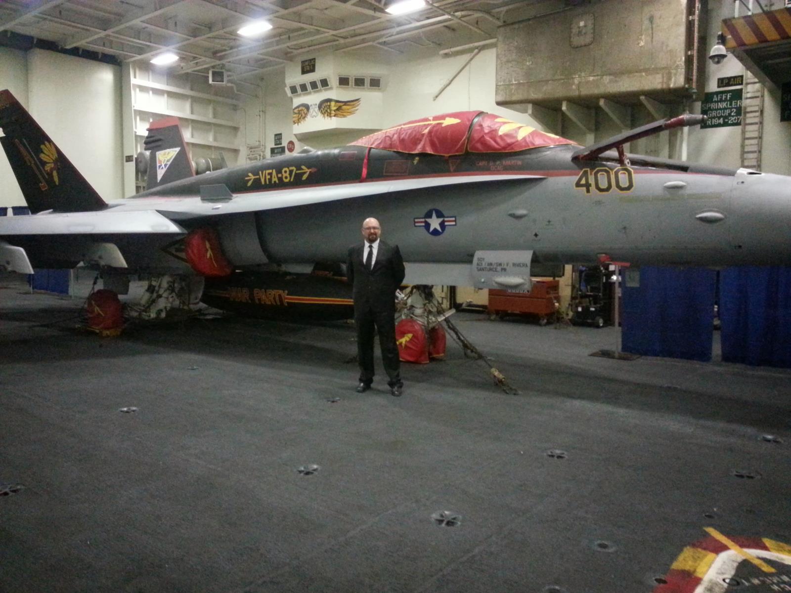 Memories of Turkey – Aircraft Carrier Visit