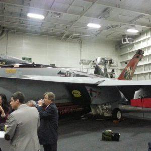 CVN-77-Aircraft-Carrier-Reception-in-Antalya-Bay-8