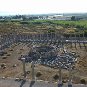 Perge-ancient-city-Excavations-49