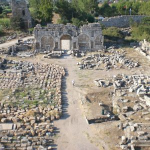 Perge-ancient-city-Excavations-52