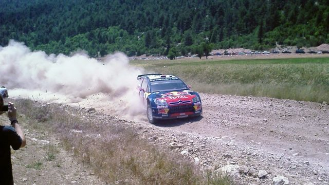 Memories of Turkey – WRC Rally