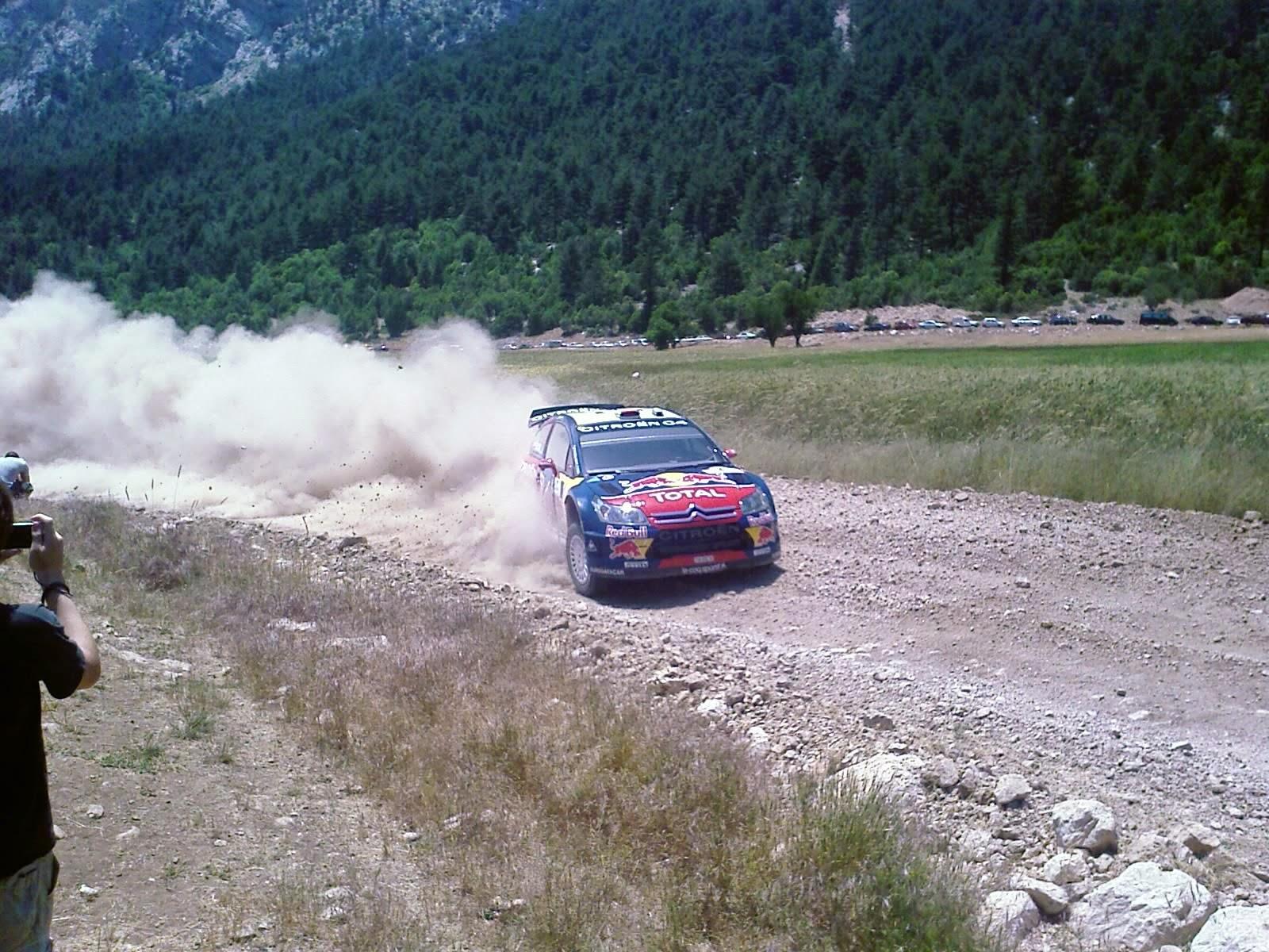 Memories of Turkey – WRC Rally