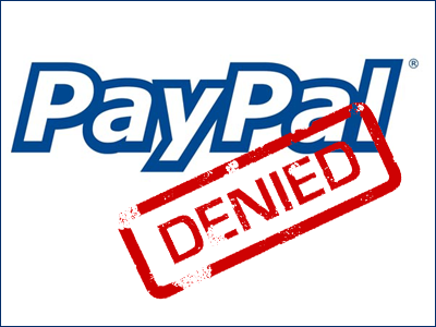 Paypal is banned in Turkey