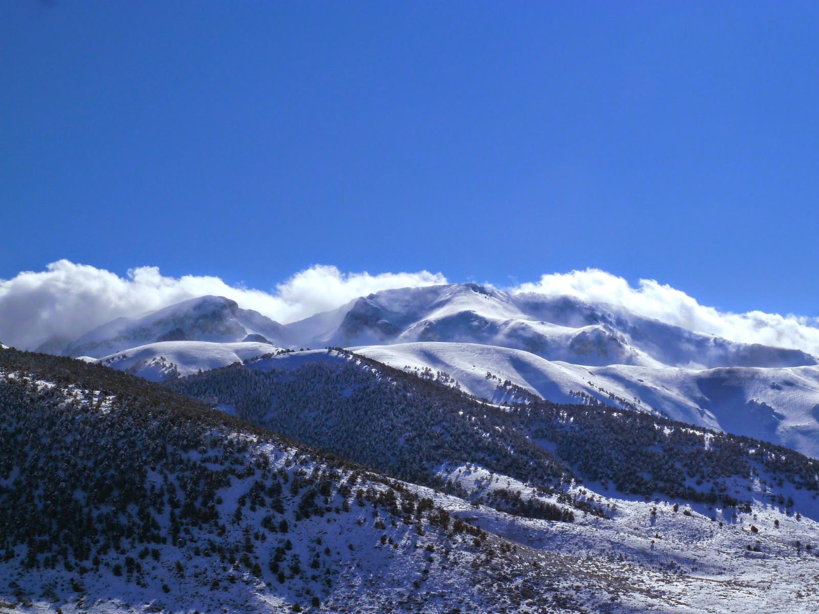 Memories of Turkey – Davraz Ski Resort